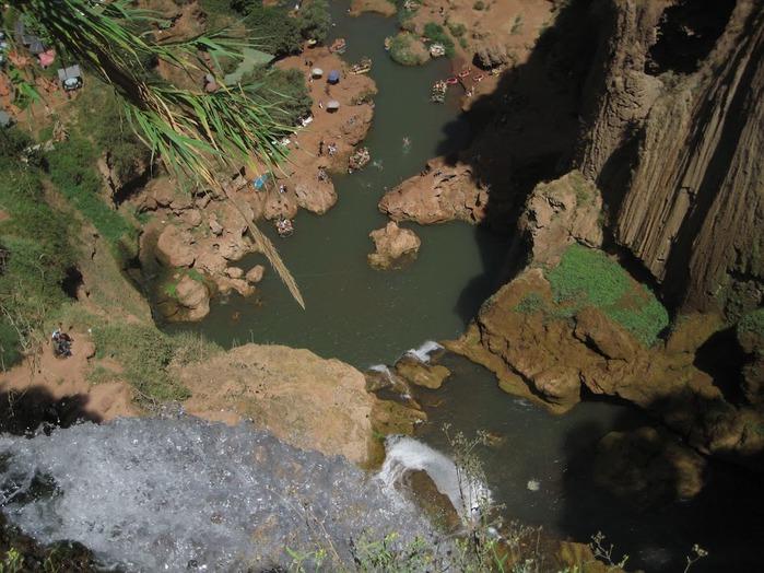 Водопад Узуд– Покрывало влюбленных в Марокко. 95962