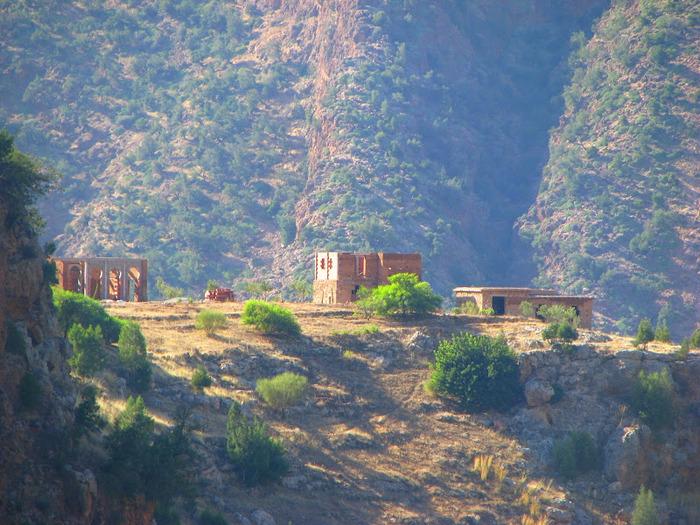 Водопад Узуд– Покрывало влюбленных в Марокко. 93018