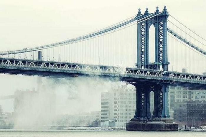Городские пейзажи Нью-Йорка на фото Эндрю Мейса (Andrew Mace)  7 (700x465, 82Kb)