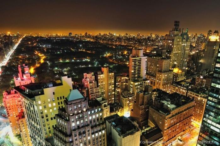 Городские пейзажи Нью-Йорка на фото Эндрю Мейса (Andrew Mace)  18 (700x465, 129Kb)
