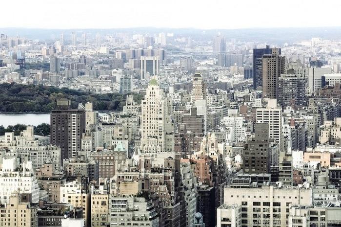 Городские пейзажи Нью-Йорка на фото Эндрю Мейса (Andrew Mace)  28 (700x464, 141Kb)