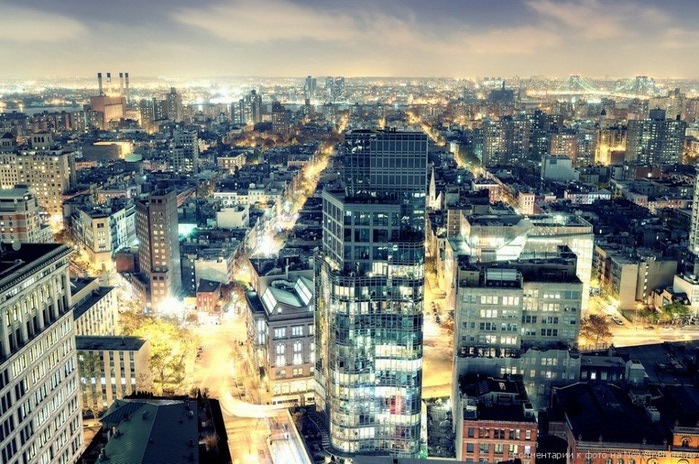 Городские пейзажи Нью-Йорка на фото Эндрю Мейса (Andrew Mace)  32 (700x464, 145Kb)