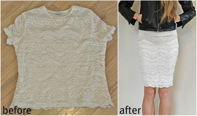 Переделка старой одежды своими руками до и после фото