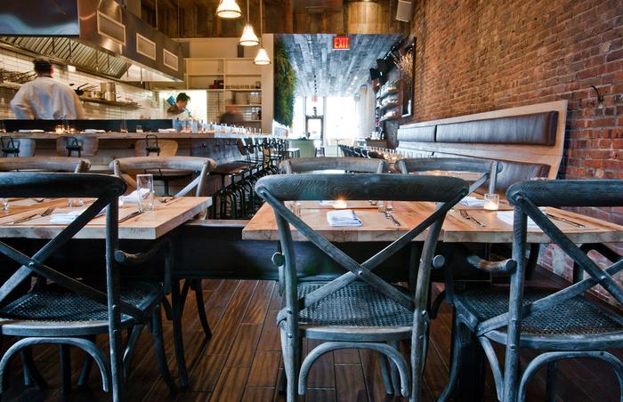 ресторан в фермерском стиле фото 1 (700x452, 221Kb)
