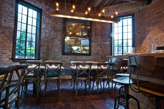 ресторан в фермерском стиле фото 3 (700x466, 221Kb)