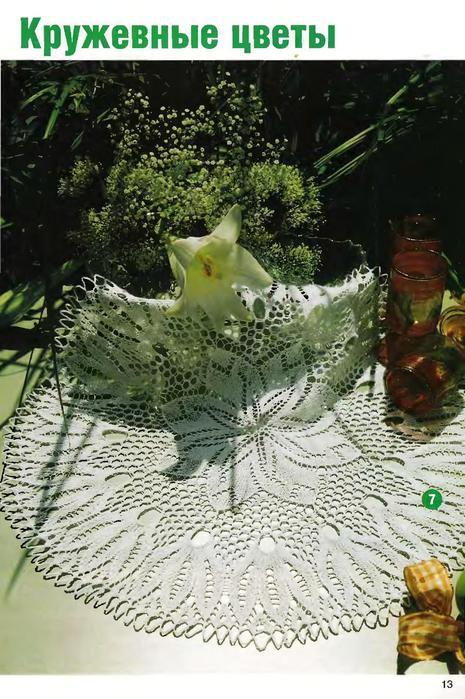 DIANA Маленькая 2003-00 Специальный выпуск - Ажурное вязание на спицах_13 (465x700, 80Kb)