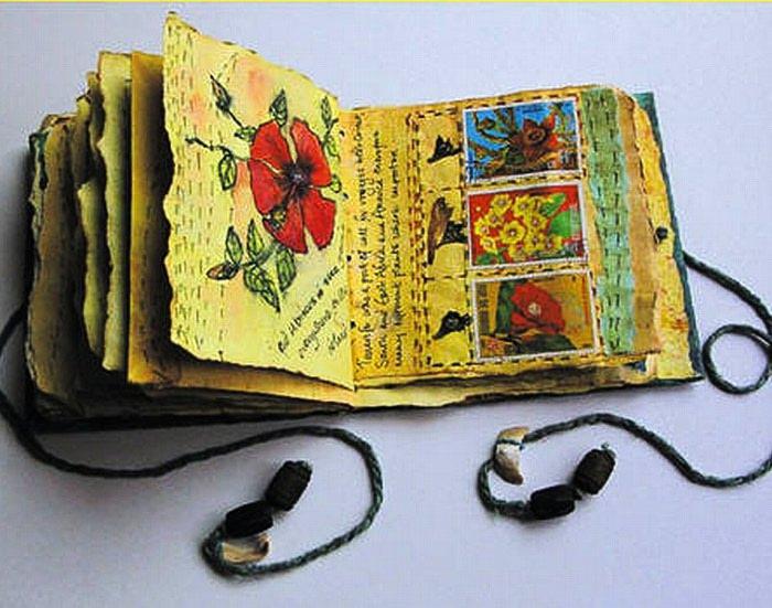 Книжка своими руками картинки