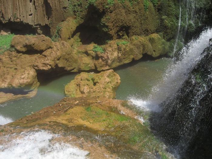 Водопад Узуд– Покрывало влюбленных в Марокко. 95255