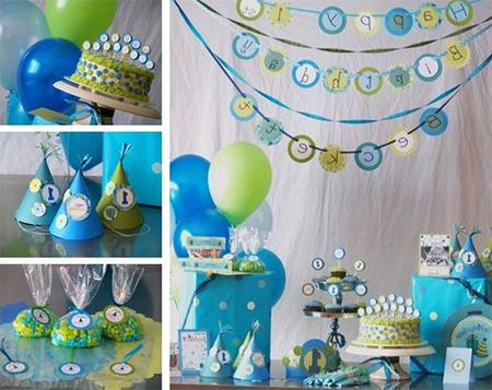 Идеи на день рождения 1 годик