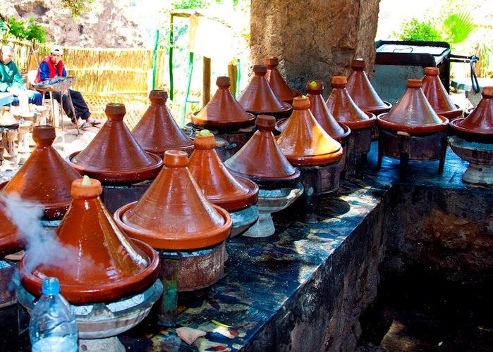 Водопад Узуд– Покрывало влюбленных в Марокко. 56593