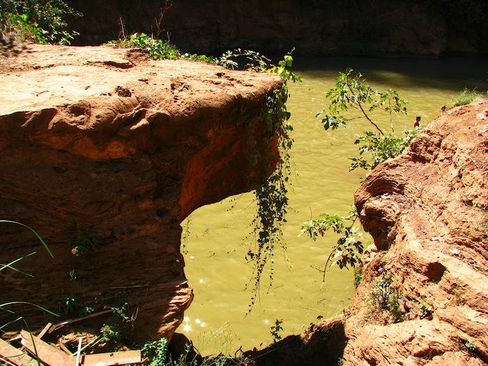Водопад Узуд– Покрывало влюбленных в Марокко. 93344