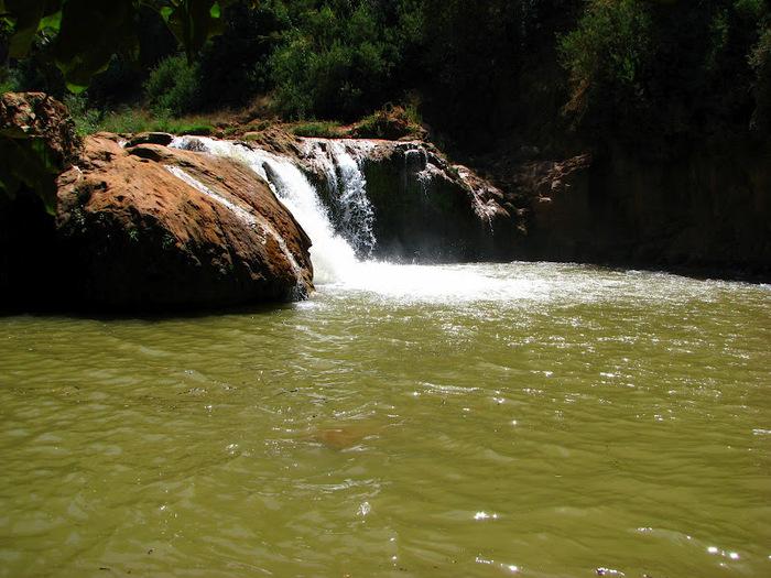 Водопад Узуд– Покрывало влюбленных в Марокко. 91554