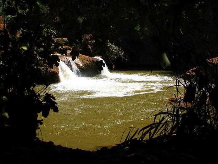 Водопад Узуд– Покрывало влюбленных в Марокко. 10000
