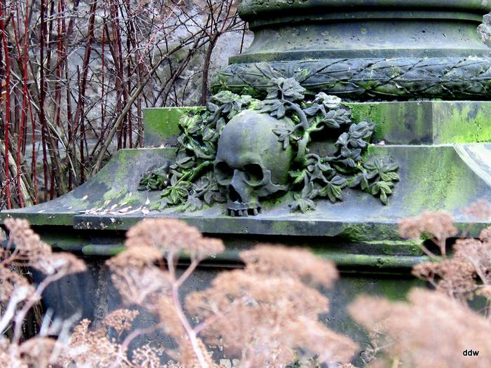 Старое католическое кладбище в Дрездене 31333