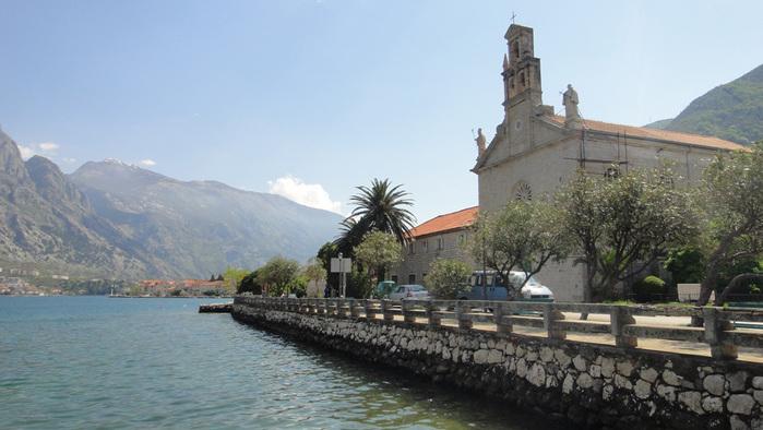 черногория прчань фото