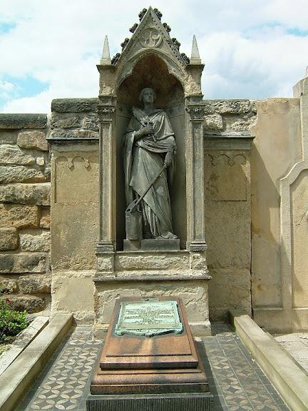 Старое католическое кладбище в Дрездене 26734