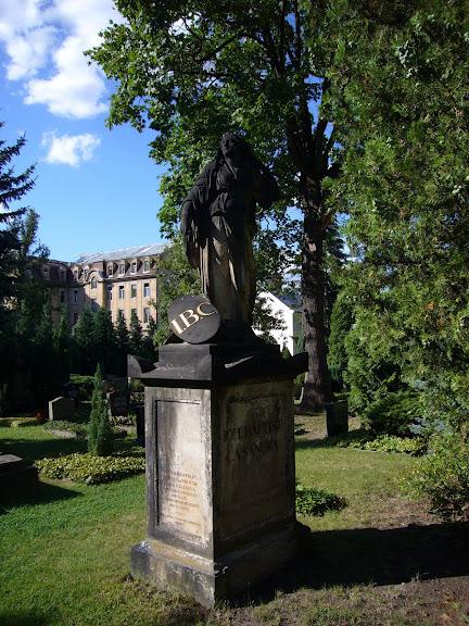 Старое католическое кладбище в Дрездене 13823