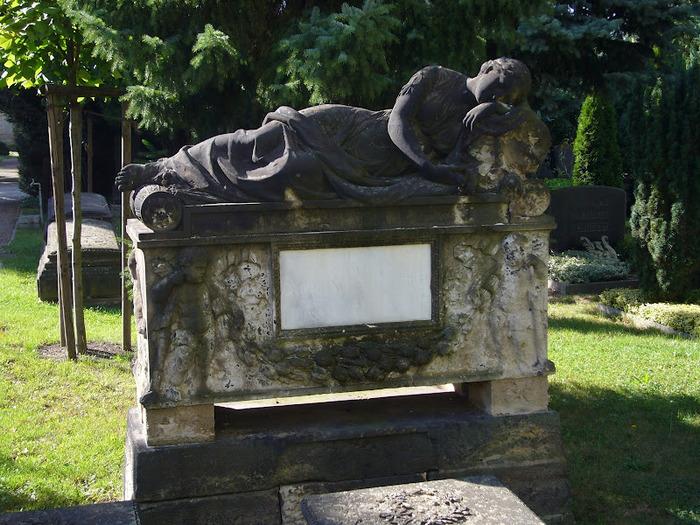 Старое католическое кладбище в Дрездене 52724
