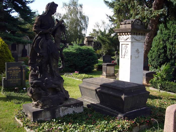 Старое католическое кладбище в Дрездене 31032