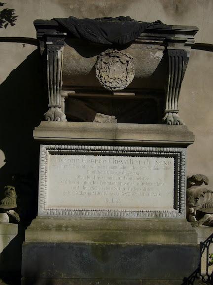 Старое католическое кладбище в Дрездене 65319