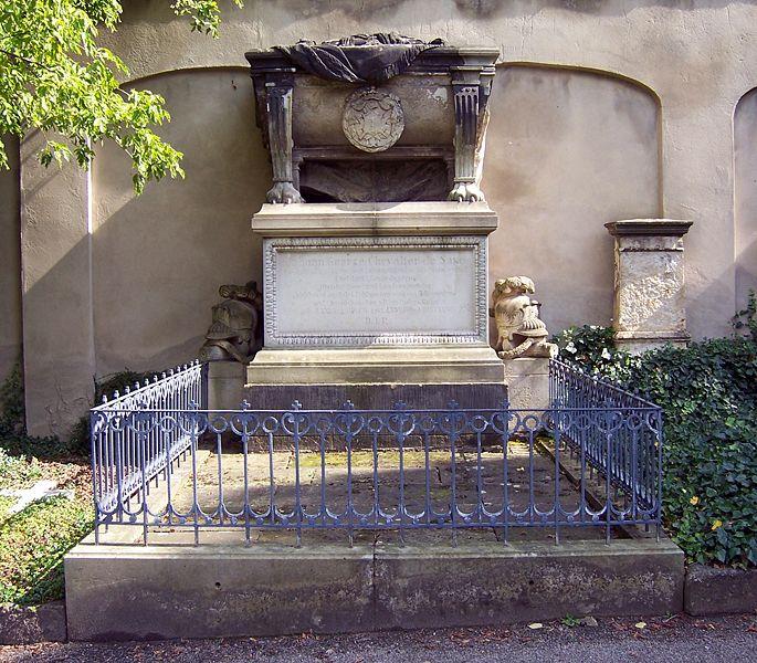 Старое католическое кладбище в Дрездене 72393