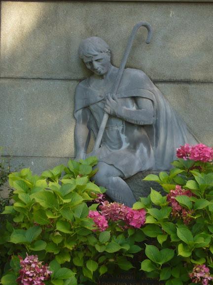 Старое католическое кладбище в Дрездене 97957