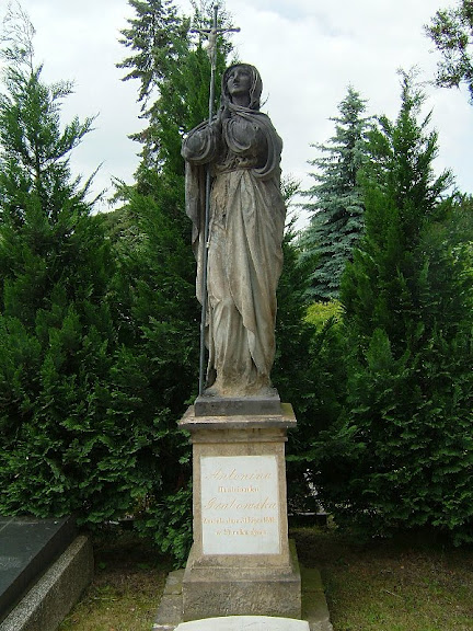 Старое католическое кладбище в Дрездене 73816