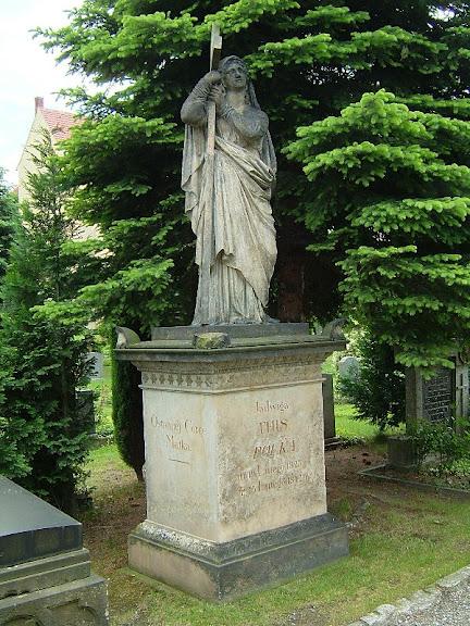 Старое католическое кладбище в Дрездене 52984