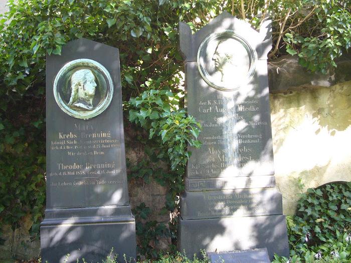 Старое католическое кладбище в Дрездене 42893