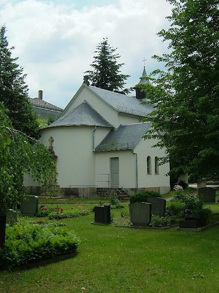 Старое католическое кладбище в Дрездене 53521