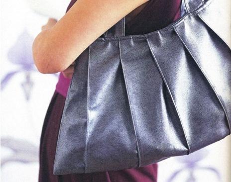 как сшить сумку из кожи и уроки по работе с кожей - LiveInternet.ru.