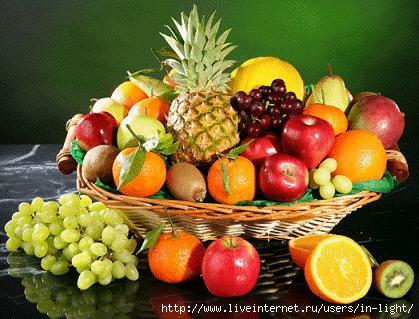фрукты, здоровье и характер (419x319, 109Kb)