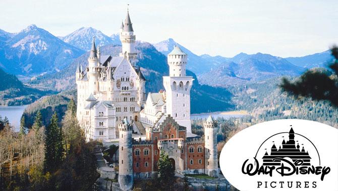 13 мест, сделавших «модельную карьеру» и ставших известными брендами. Замок Нойшванштайн