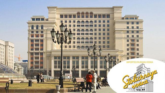 13 мест, сделавших «модельную карьеру» и ставших известными брендами.  Гостиница «Москва»