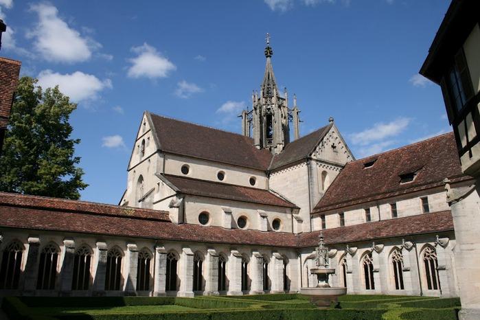 Монастырь Бебенхаузен - Kloster Bebenhausen - 1 20565