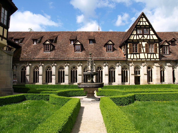 Монастырь Бебенхаузен - Kloster Bebenhausen - 1 62458