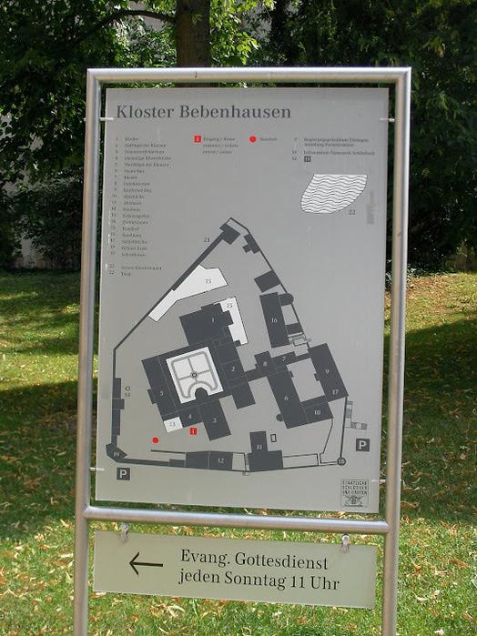 Монастырь Бебенхаузен - Kloster Bebenhausen - 1 89699