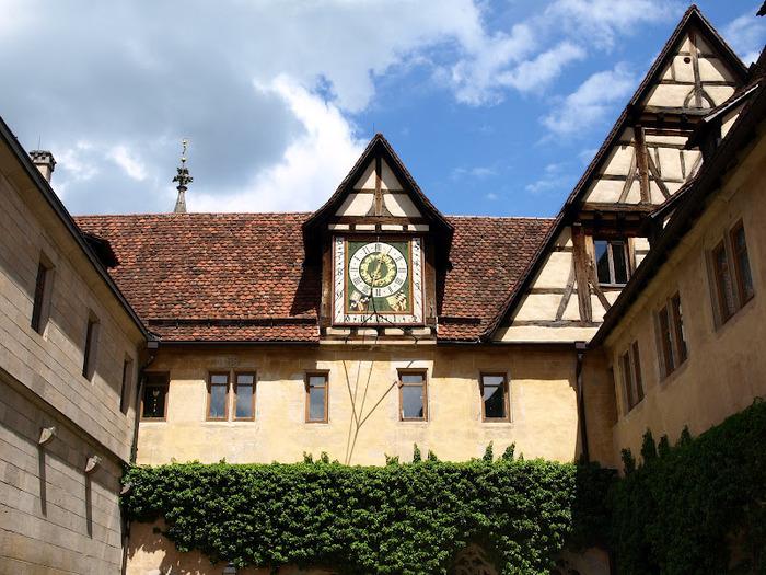 Монастырь Бебенхаузен - Kloster Bebenhausen - 1 25227