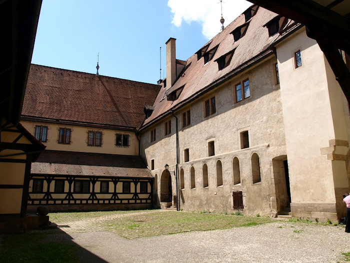 Монастырь Бебенхаузен - Kloster Bebenhausen - 1 22772