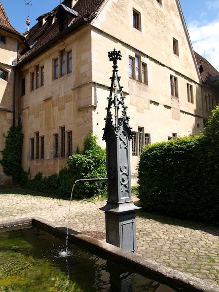 Монастырь Бебенхаузен - Kloster Bebenhausen - 1 67029