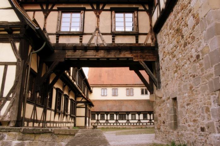 Монастырь Бебенхаузен - Kloster Bebenhausen - 1 60898