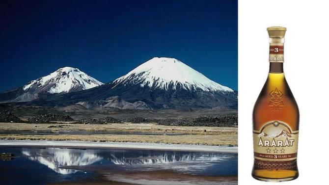 13 мест, сделавших «модельную карьеру» и ставших известными брендами. Гора Арарат