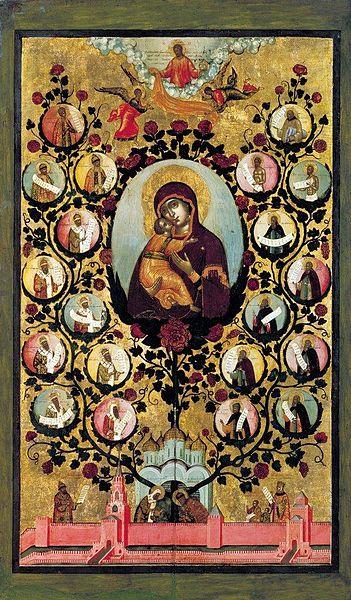 351px-Simon_Ushakov_Mary_Tree.jpgПохвала Владимирской иконе Божией Матери. Древо государства Российского (421x600, 90Kb)