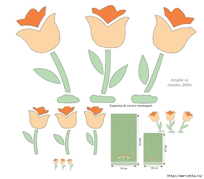 tulipas-patchwork_moldes_13.01.11 (700x612, 142Kb)