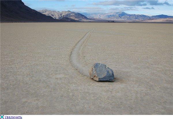 ползающие камни долина смерти фото 5 (600x413, 43Kb)