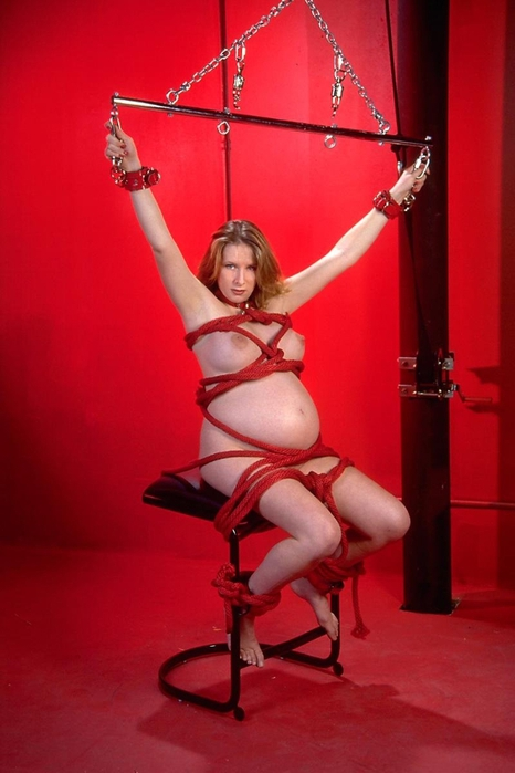 Бдсм беременные фото