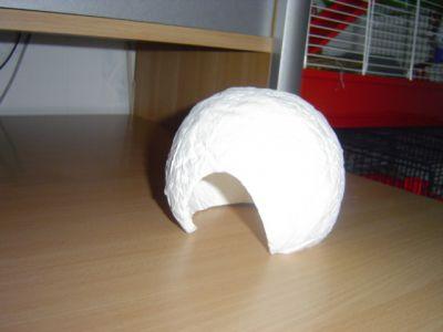 Как сделать шар для хомяков своими руками
