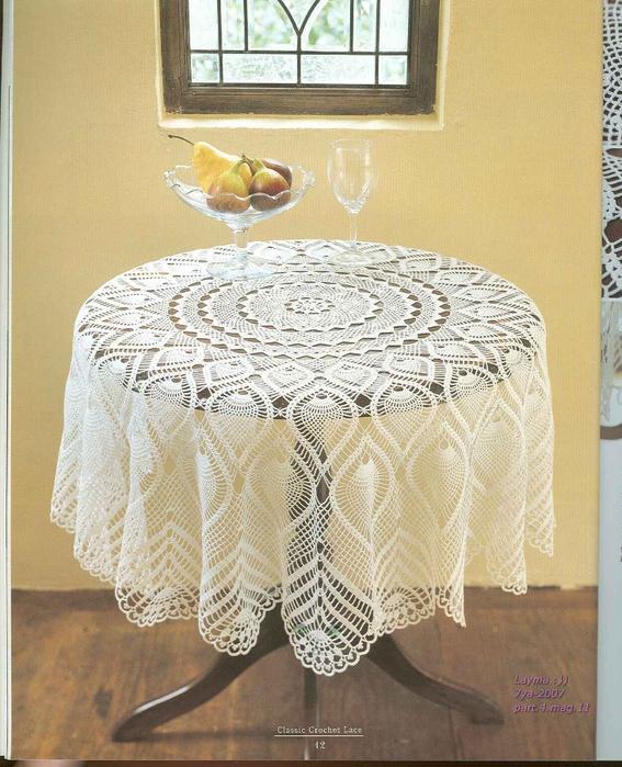 Ondori Classic Crochet Lace 012 (567x700, 456Kb)