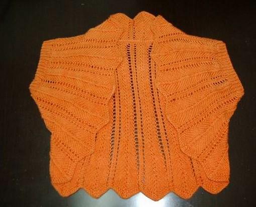 Маленькое ажурное вязаное болеро ,швы только по плечам -для девочки/4683827_20120601_160121 (509x411, 60Kb)