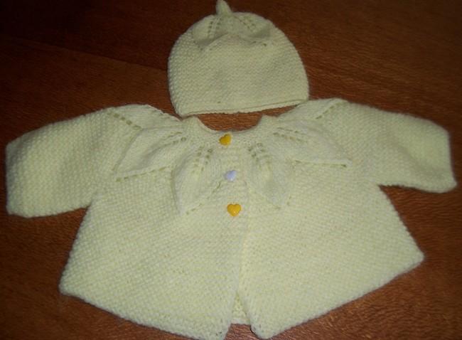 Комплект вязаный спицами малышу-шапочка и кофточка/4683827_20120601_161139_1_ (650x478, 64Kb)